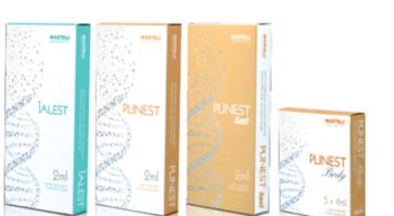 Биоревитализанты III поколения от итальянской биофармацевтической компании Mastelli